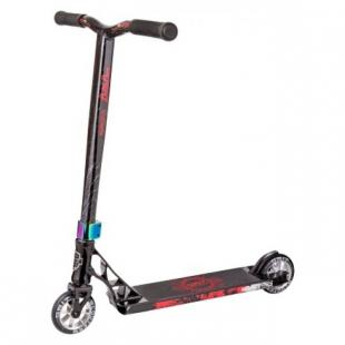 Grit Elite XM Scooter Black Red