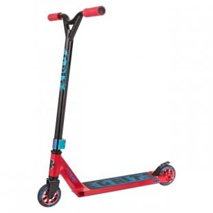 Grit Extremist Scooter Red / Black