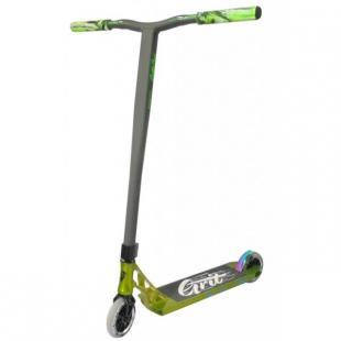 Grit Invader Scooter Green Grey