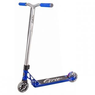 Grit Tremor Scooter Blue Polished