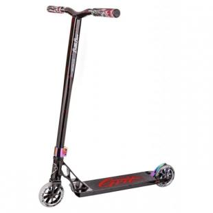 Grit Tremor Scooter Black / Red