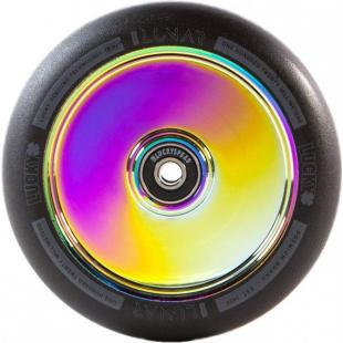 Lucky Lunar Hollow Wheel 120 NeoChrome