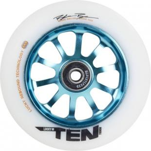 Lucky Ten 110 Wheel Teal