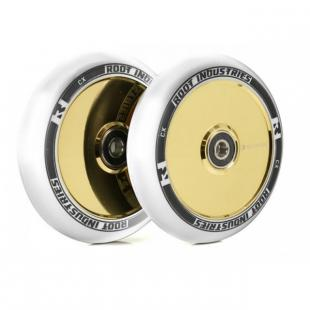 Root Industries Air Wheel 110 Gold / White
