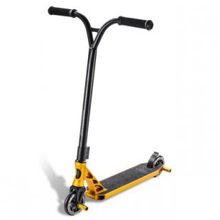 Slamm Urban VII Extreme Scooter Gold