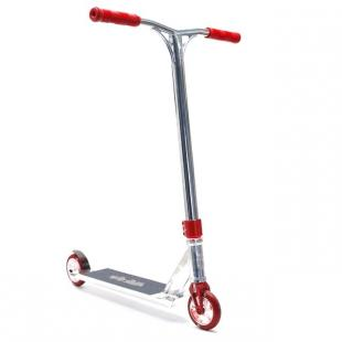 Urban Artt Primo Scooter Chrome Red