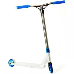 Urban Artt Primo Scooter Raw Blue