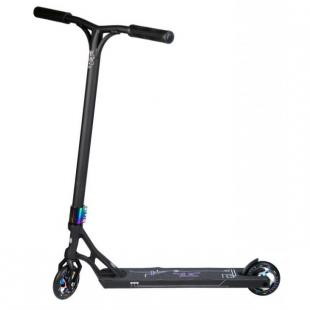 AO Quadrum 2 Scooter Black Oil Slick