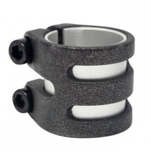 District Light Clamp Pearl Black