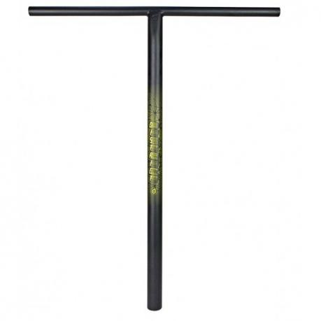 District BT700 Chromo Big T Bar Pearl Black