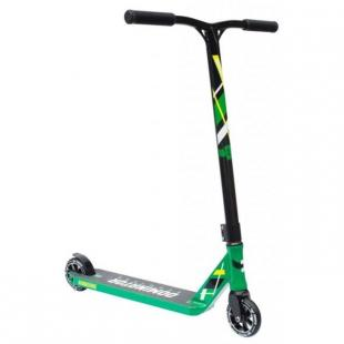 Dominator Airborne Scooter Green Black