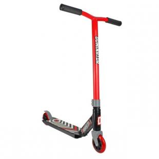 Dominator Scout Scooter Black Red