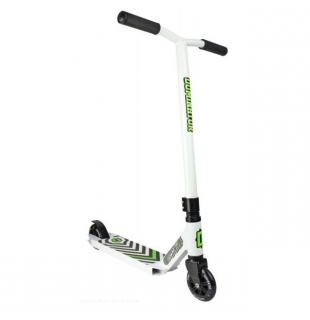Dominator Scout Scooter White
