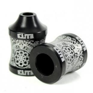 Elite Concave Pegs Black