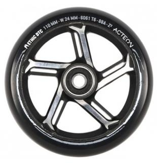 Ethic Acteon 110 Wheel Black Raw