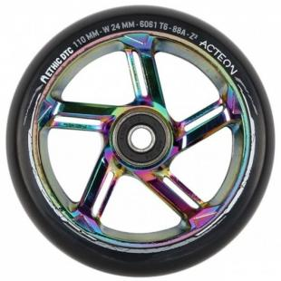 Ethic Acteon 110 Wheel Rainbow