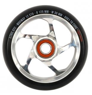 Ethic Mogway 12STD 125 Wheel Black Raw