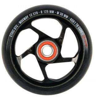 Ethic Mogway 12STD 125 Wheel Black