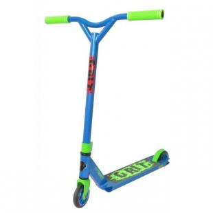 Grit Extremist Scooter Blue Fluro Green