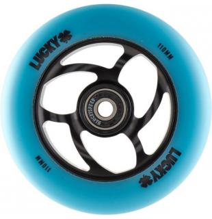Lucky Torsion 110 Wheel Teal