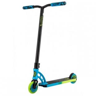 MGP VX9 Pro Scooter Fades Blue Lime