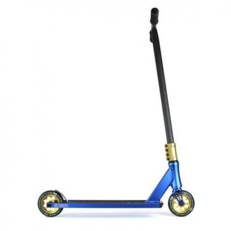 North Switchable 3.5 Scooter Blue Gold