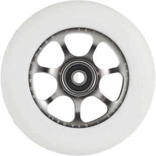 Tilt Stage II Spoked 110 Wheel White