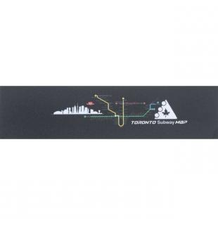Trynyty Toronto Subway Map