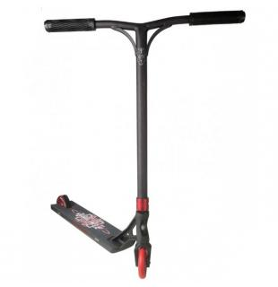 AO Dylan Morrison Freestyle Scooter Black Red