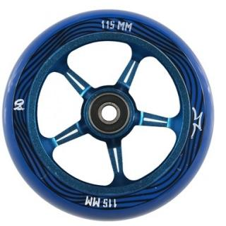 AO Pentacle 30 x 115 Wheel Blue