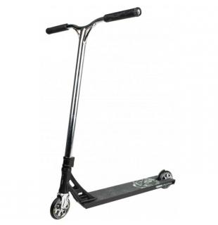 Addict Equalizer 570 Scooter Black Chrome
