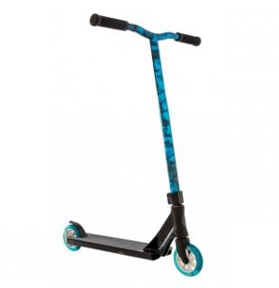 Crisp Inception Scooter Black Blue