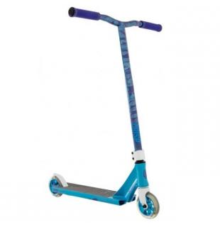 Crisp Inception Scooter Blue Purple