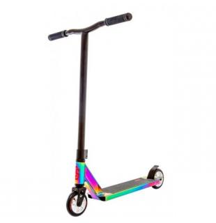 Crisp Surge Scooter Chrome Black