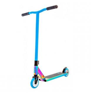Crisp Surge Scooter Chrome Blue