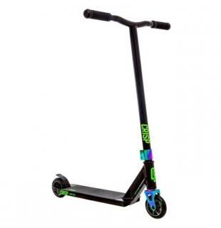 Crisp Switch Scooter Black Green