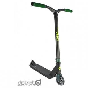 District C50 Scooter Pearl Black