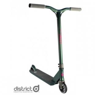 District C50 Scooter Litmus