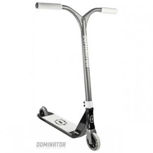 Dominator Airborne Scooter Black White