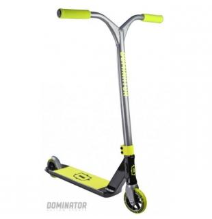 Dominator Airborne Scooter Black Yellow