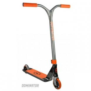 Dominator Airborne Scooter Black Orange