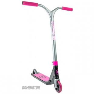 Dominator Airborne Scooter Black Pink