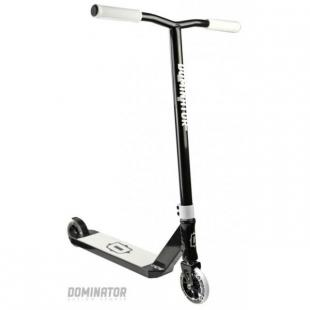 Dominator Sniper Scooter Black White