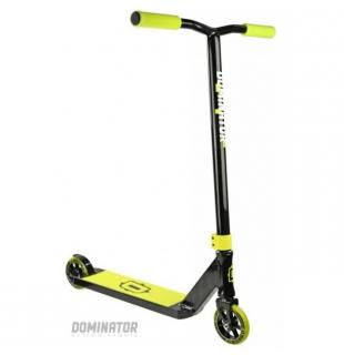 Dominator Sniper Scooter Black Yellow