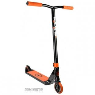 Dominator Sniper Scooter Black Orange