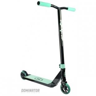 Dominator Sniper Scooter Black Mint