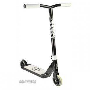 Dominator Trooper Scooter Black White