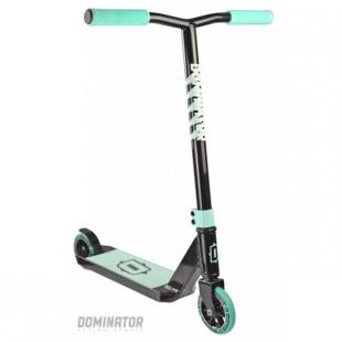 Dominator Trooper Scooter Black Mint