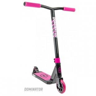 Dominator Trooper Scooter Black Pink