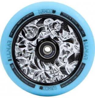 Lucky Lunar Hollow Wheel 120 Axis